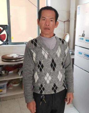 寻找聋哑人黄阿忍在深圳观澜庙溪走丢