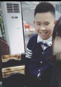 寻周鹤翔,于2017年11月16日在苏州吴江区西湖小区公交车站台走失