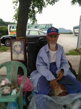 替健在的台湾河北老兵徐榛蔚寻找家人