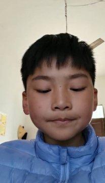 寻人启事10岁男孩黄宇涵,肥东和平广场